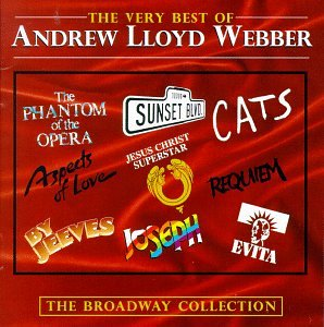 Andrew Lloyd Webber, As If We Never Said Goodbye (from Sunset Boulevard), Keyboard