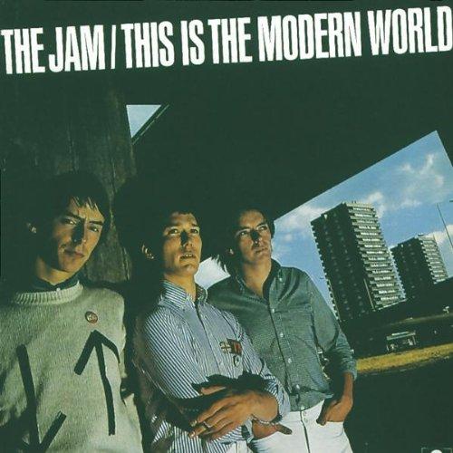 The Jam, The Modern World, Guitar Tab