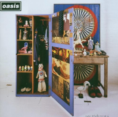 Oasis, Half The World Away, Piano, Vocal & Guitar (Right-Hand Melody)