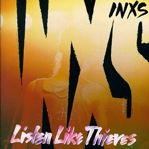 INXS, Listen Like Thieves, Piano, Vocal & Guitar