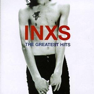 INXS, I Send A Message, Piano, Vocal & Guitar