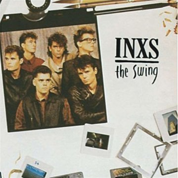 INXS, Burn For You, Piano, Vocal & Guitar (Right-Hand Melody)