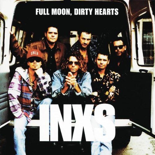 INXS, The Gift, Piano, Vocal & Guitar