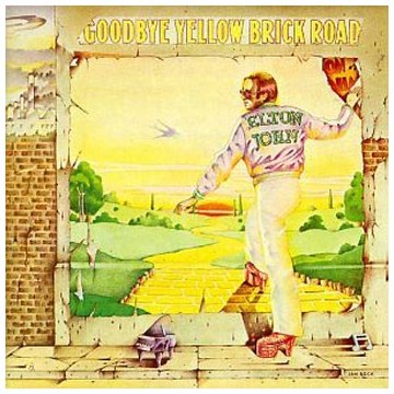 Elton John, Goodbye Yellow Brick Road, Piano, Vocal & Guitar