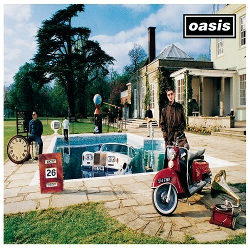 Oasis, The Girl In The Dirty Shirt, Piano, Vocal & Guitar