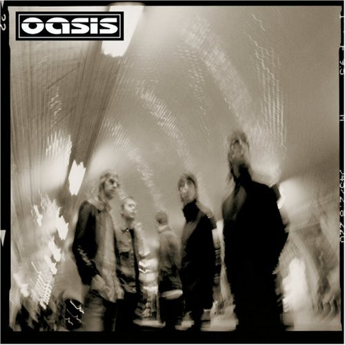 Oasis, She Is Love, Piano, Vocal & Guitar