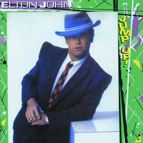 Elton John, Blue Eyes, Piano, Vocal & Guitar