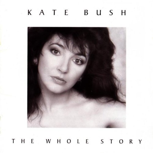 Kate Bush, The Man With The Child In His Eyes, Piano, Vocal & Guitar