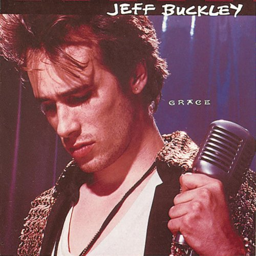 Jeff Buckley, Grace, Piano, Vocal & Guitar (Right-Hand Melody)