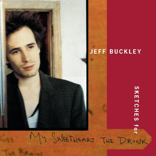 Jeff Buckley, Opened Once, Piano, Vocal & Guitar (Right-Hand Melody)