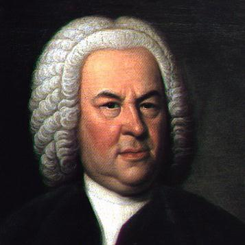 Johann Sebastian Bach, Double Violin Concerto, 2nd Movement, Piano