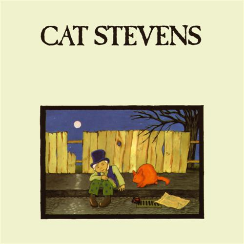 Cat Stevens, Moonshadow, Piano, Vocal & Guitar (Right-Hand Melody)