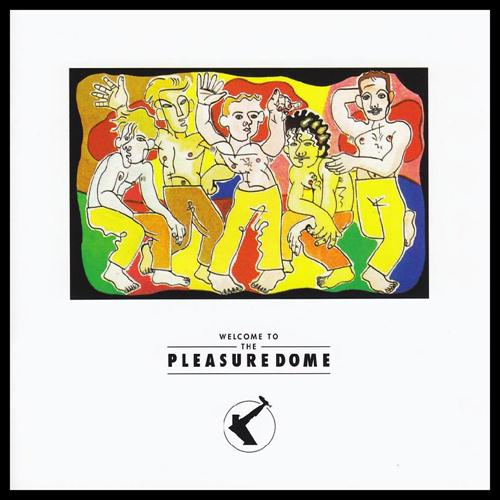 Frankie Goes To Hollywood, The Power Of Love, Piano, Vocal & Guitar
