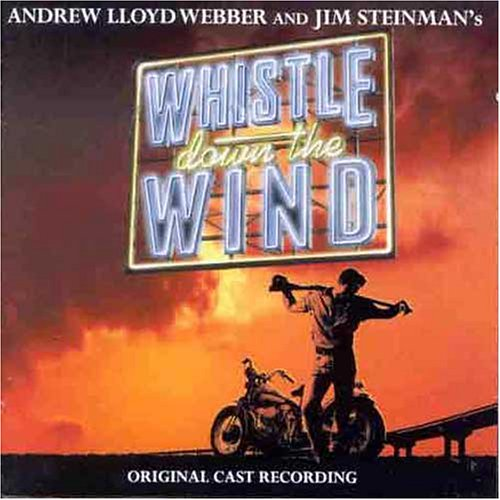 Andrew Lloyd Webber, A Kiss Is A Terrible Thing To Waste (from Whistle Down The Wind), Piano, Vocal & Guitar