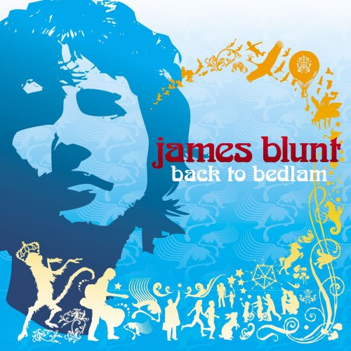James Blunt, High, Piano, Vocal & Guitar (Right-Hand Melody)