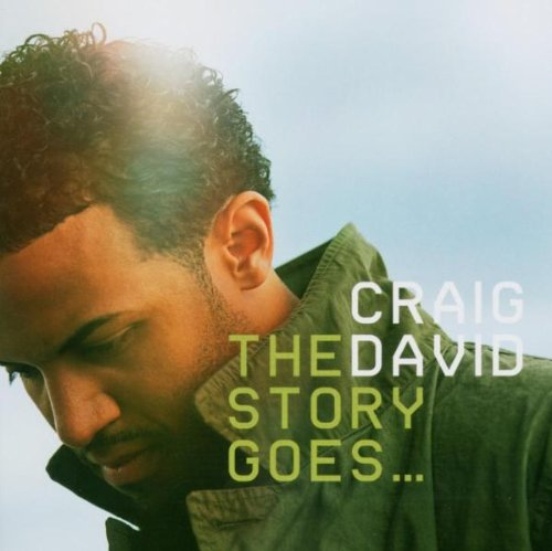 Craig David, All The Way, Piano, Vocal & Guitar (Right-Hand Melody)