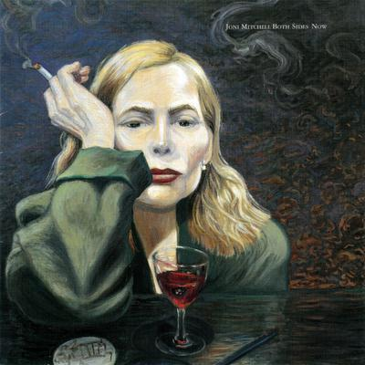 Joni Mitchell, Both Sides Now, Piano, Vocal & Guitar