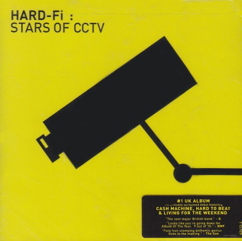 Hard-Fi, Living For The Weekend, Piano, Vocal & Guitar (Right-Hand Melody)