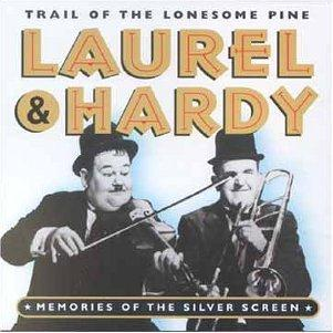 Laurel and Hardy, The Trail Of The Lonesome Pine, Piano, Vocal & Guitar (Right-Hand Melody)