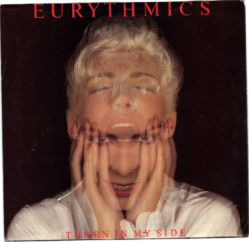 Eurythmics, Thorn In My Side, Piano, Vocal & Guitar (Right-Hand Melody)