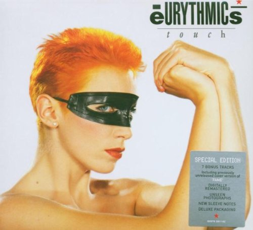 Eurythmics, Who's That Girl?, Piano, Vocal & Guitar (Right-Hand Melody)