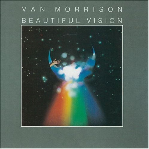 Van Morrison, Beautiful Vision, Piano, Vocal & Guitar (Right-Hand Melody)