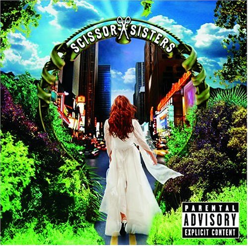 Scissor Sisters, Mary, Piano, Vocal & Guitar (Right-Hand Melody)