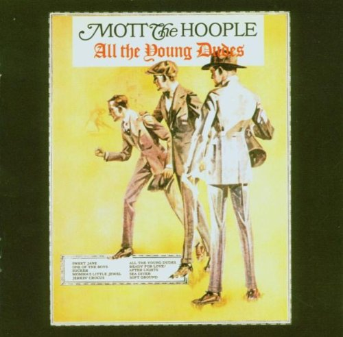 Mott The Hoople, All The Young Dudes, Guitar Tab