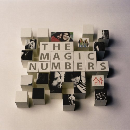 The Magic Numbers, Love Me Like You, Piano, Vocal & Guitar (Right-Hand Melody)