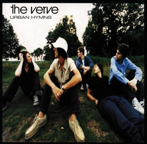 The Verve, Lucky Man, Piano, Vocal & Guitar (Right-Hand Melody)