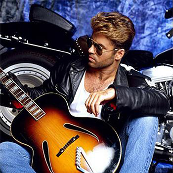 George Michael, A Different Corner, Piano, Vocal & Guitar (Right-Hand Melody)