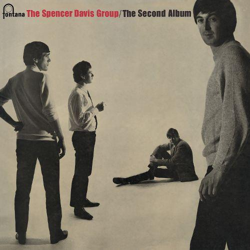 The Spencer Davis Group, Keep On Running, Piano, Vocal & Guitar
