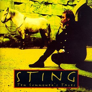 Sting, Seven Days, Piano, Vocal & Guitar (Right-Hand Melody)