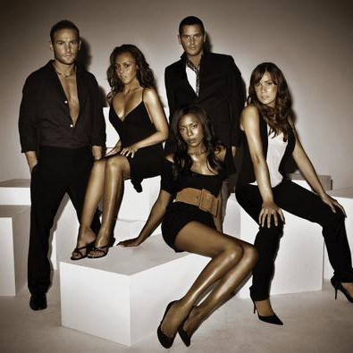 Liberty X, Song 4 Lovers, Piano, Vocal & Guitar (Right-Hand Melody)
