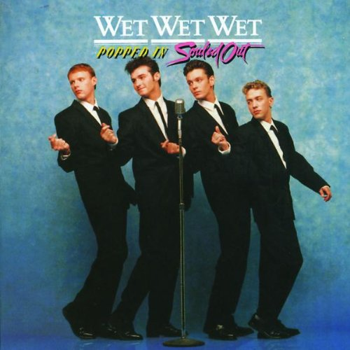 Wet Wet Wet, Sweet Little Mystery, Piano, Vocal & Guitar (Right-Hand Melody)