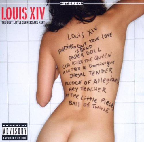 Louis XIV, Finding Out True Love Is Blind, Guitar Tab