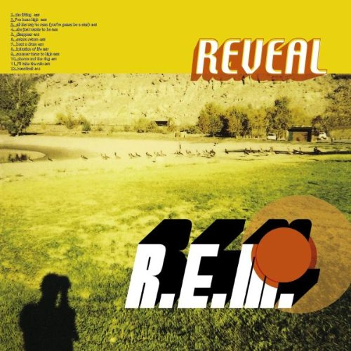 R.E.M., Imitation Of Life, Piano, Vocal & Guitar (Right-Hand Melody)