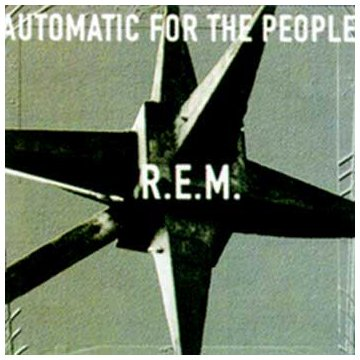 R.E.M., Man On The Moon, Piano, Vocal & Guitar (Right-Hand Melody)
