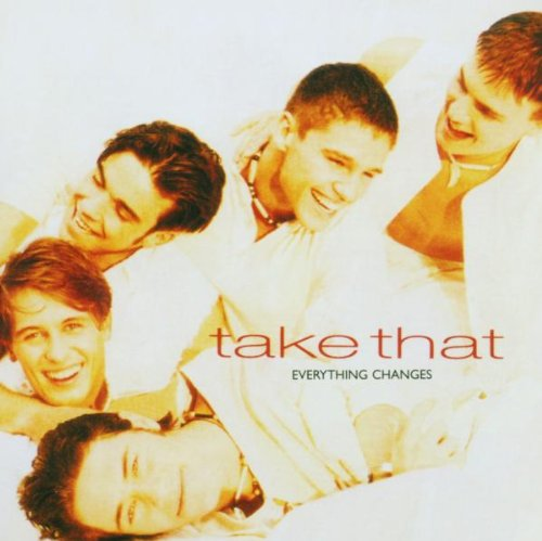 Take That, Relight My Fire, Piano, Vocal & Guitar