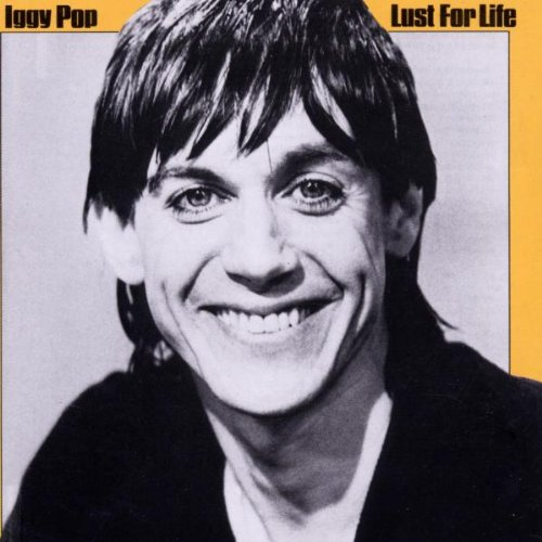 Iggy Pop, Lust For Life, Piano, Vocal & Guitar