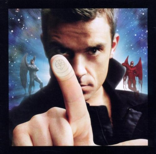 Robbie Williams, Ghosts, Piano, Vocal & Guitar (Right-Hand Melody)