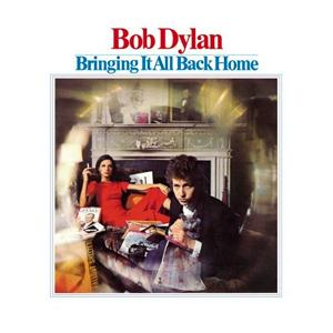 Bob Dylan, Mr. Tambourine Man, Piano, Vocal & Guitar (Right-Hand Melody)