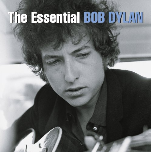 Bob Dylan, Tangled Up In Blue, Piano, Vocal & Guitar (Right-Hand Melody)