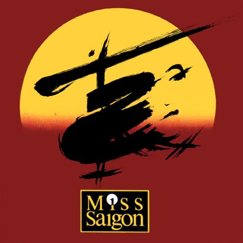Boublil and Schonberg, The Sacred Bird (from Miss Saigon), Piano, Vocal & Guitar