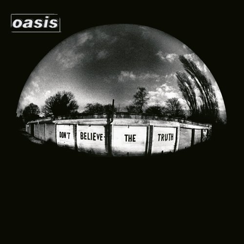 Oasis, Guess God Thinks I'm Abel, Piano, Vocal & Guitar (Right-Hand Melody)