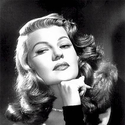 Rita Hayworth, Put The Blame On Mame, Piano, Vocal & Guitar (Right-Hand Melody)