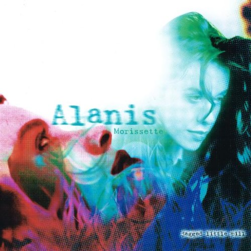 Alanis Morissette, You Learn, Piano, Vocal & Guitar (Right-Hand Melody)