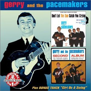 Gerry And The Pacemakers, Don't Let The Sun Catch You Crying, Piano, Vocal & Guitar (Right-Hand Melody)