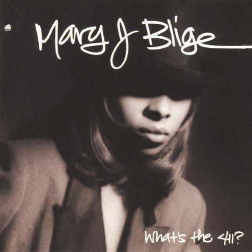 Mary J. Blige, Real Love, Easy Piano