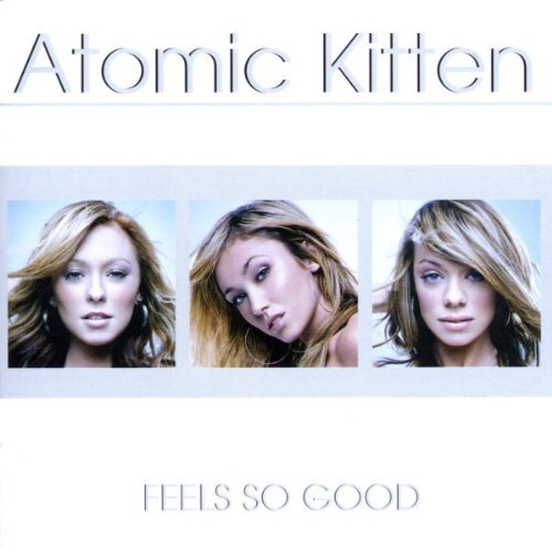 Atomic Kitten, The Tide Is High (Get The Feeling), Easy Piano
